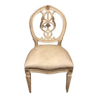 Thomas Morgan Designer Side Chair For Sale