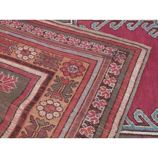 Antique Kirsehir Rug For Sale In New York - Image 6 of 8