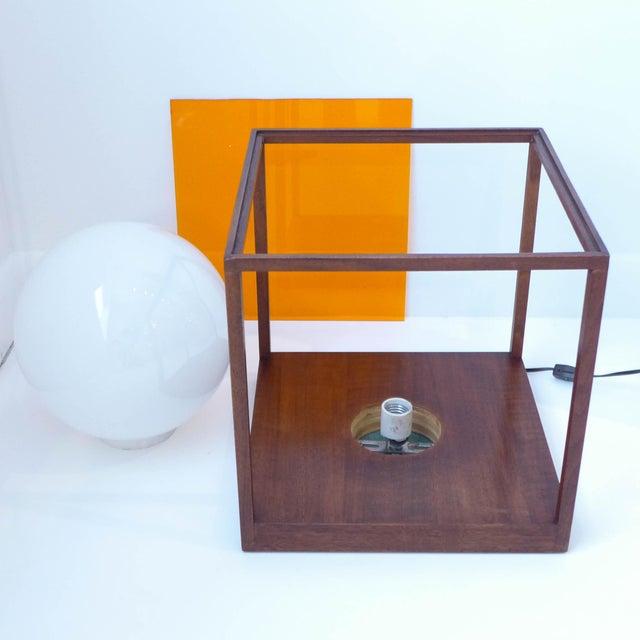 Quadrus Light Table by Paul Mayen for Habitat - Image 8 of 11