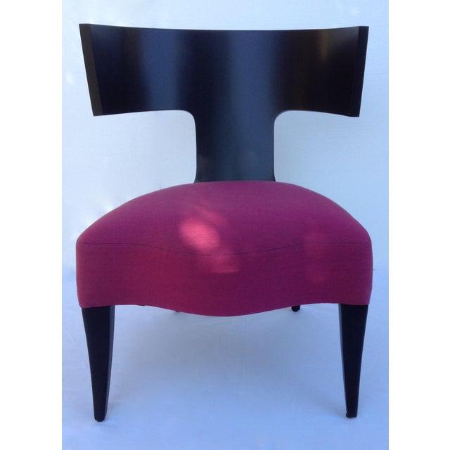 "John Hutton for Donghia ""Klismos"" Chair - Image 5 of 11"