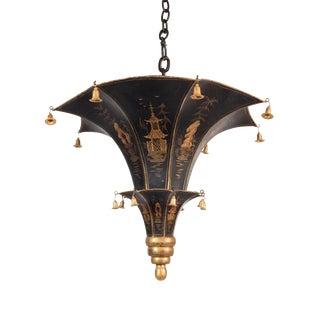 Tole Pagoda Lantern