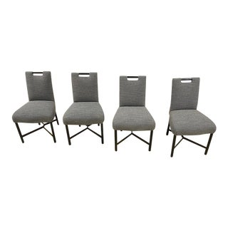 Donghia Studio X Chairs - Set of 4 For Sale