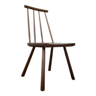Hana Dining Chair With Spindle Back by West of Noble For Sale
