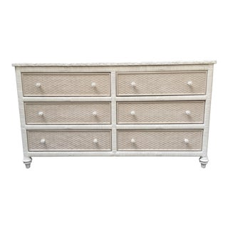Lexington Wicker Dresser
