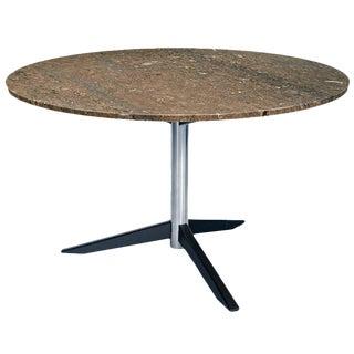 Martin Visser Danish Italian Marble Top Dining Table