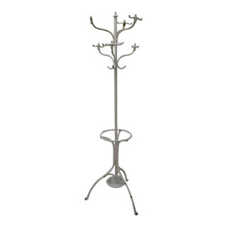 Vintage Iron and Steel Halltree