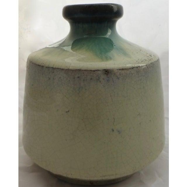 Mid-Century Studio Pottery Vase For Sale In Boston - Image 6 of 9