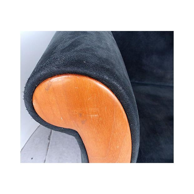 Biedermeier Style Italian Modern Sofa For Sale In Miami - Image 6 of 9
