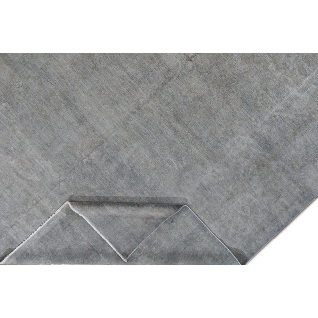 21st Century Modern Overdyed Rug For Sale - Image 4 of 13