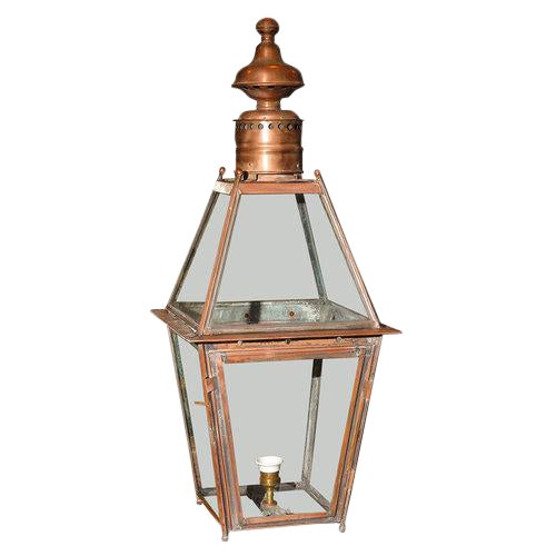 Victorian Gas Lamp as a Table Lamp For Sale