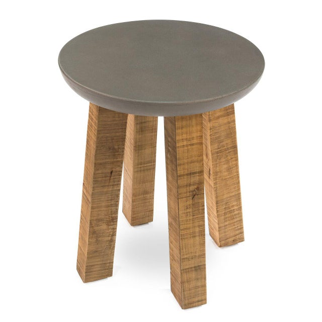 Sarreid LTD Gretchen Side Table - Image 5 of 5