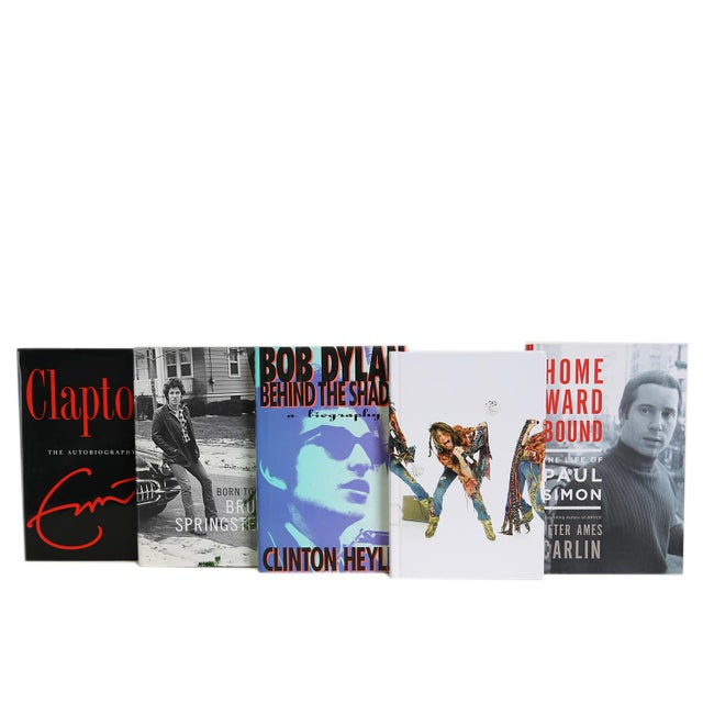 Classic Rocker Stories Gift Set (S/5). Features a blend of five authentic contemporary books published from 1980 to the...