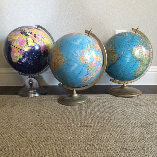 Mixed Group of Globes - Set of 3 - Image 2 of 10