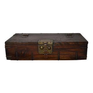 Antique Korean Work Box For Sale
