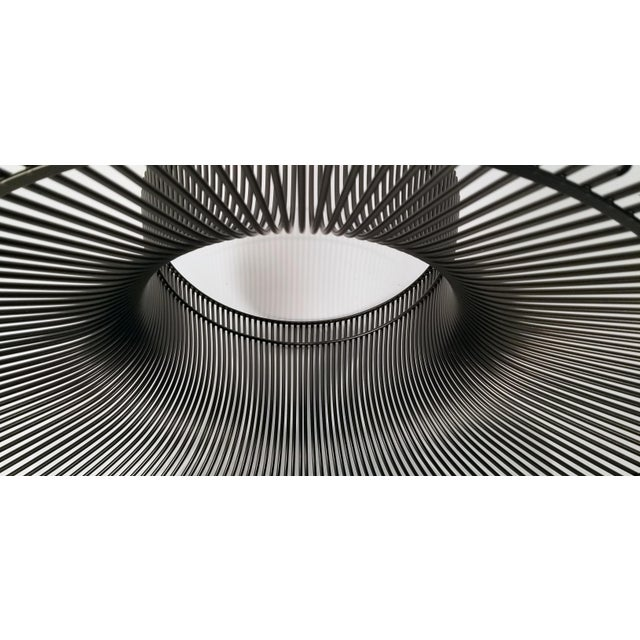 Metal Early Warren Platner Bronze Coffee Table by Knoll, 1966 For Sale - Image 7 of 8