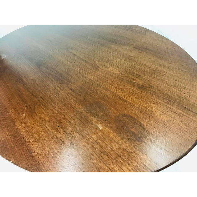 Wood Florence Knoll Dining Table/Desk/Conference Table For Sale - Image 7 of 8