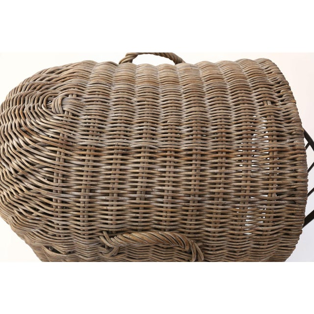 English Wicker Dog Kennel For Sale - Image 11 of 13
