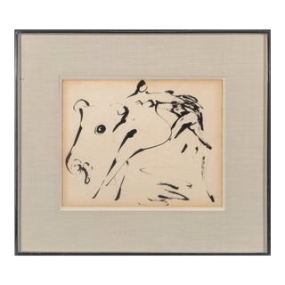 Mid 20th Century Reuben Nakian Europa and the Bull With Eros For Sale