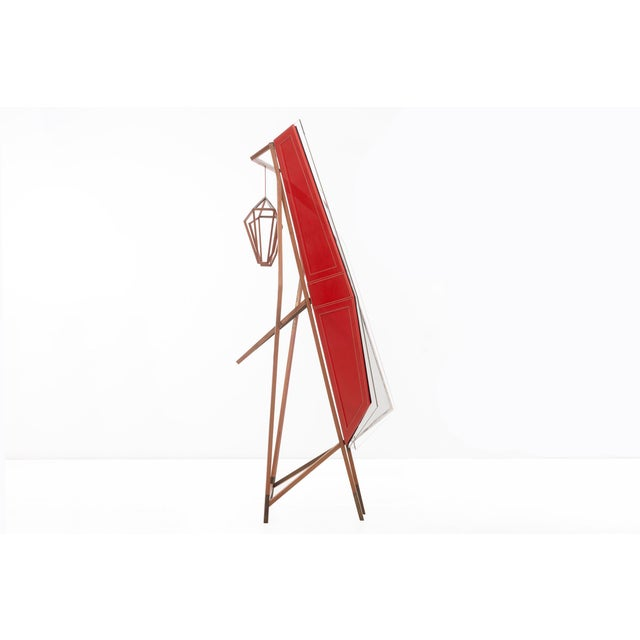 Contemporary Matali Crasset Floor Mirror For Sale - Image 3 of 9