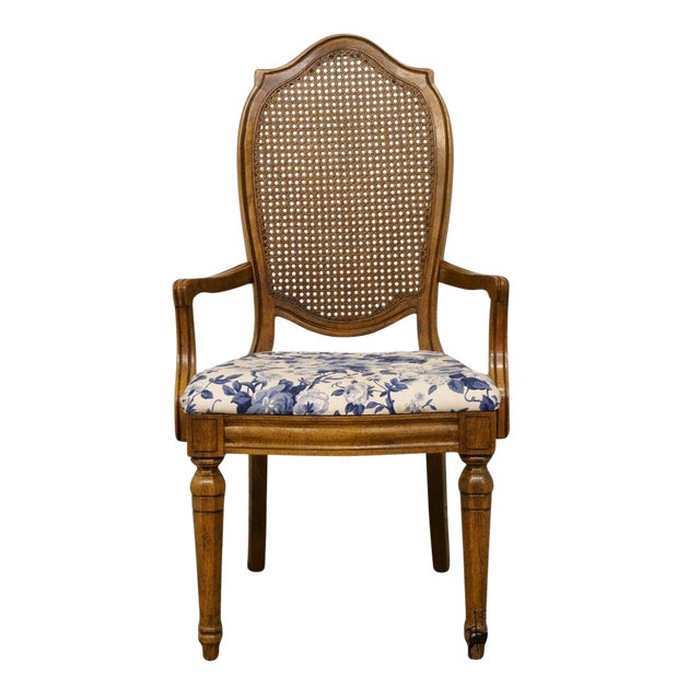 Thomasville Furniture Tapestry Collection Cane Back Dining ...