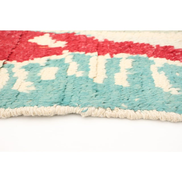 """2010s Hand-Knotted Rug, 5'8"""" X 9'2"""" For Sale - Image 5 of 9"""
