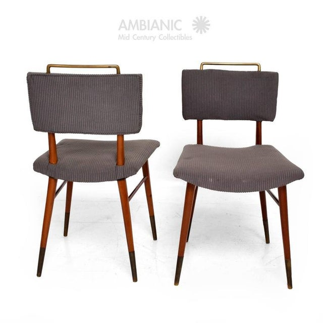 For your consideration fifteen (15) Mid-Century Modern chairs. Mexico City circa 1960s. Attributed to Arturo Pani. Solid...