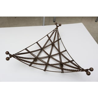 French Geometric Wire Basket Preview