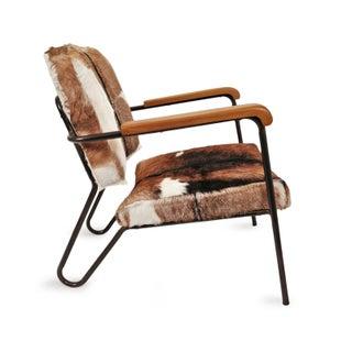 Austin Goat Deco Arm Chair Preview