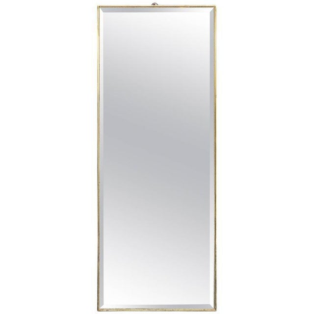Brass Italian Mirror, 1960s For Sale In Los Angeles - Image 6 of 6