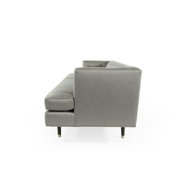Mid-Century Modern Edward Wormley for Dunbar Sofa, Circa 1954 For Sale - Image 3 of 11