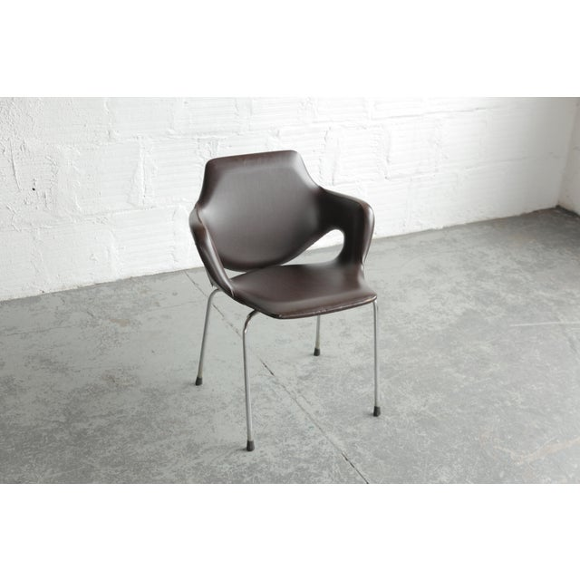 Mid 20th Century Vintage Mid Century Huonekalutehdas Sopenkorpi Finish Chair For Sale - Image 5 of 9