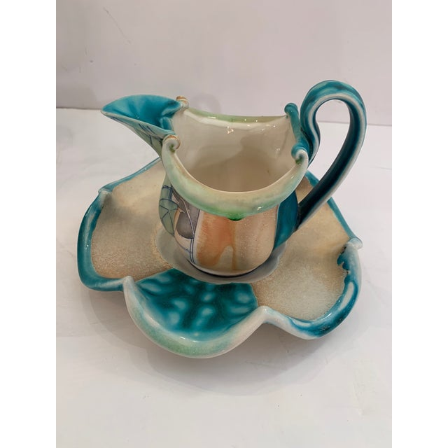 Galloway Handmade Pottery by Julia Galloway -Set of 3 For Sale - Image 4 of 13