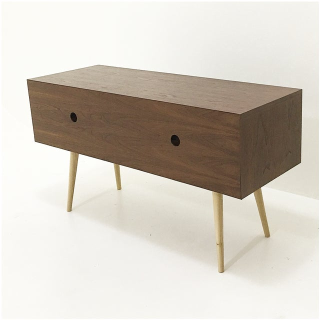 Mid-Century Style Media Console - Image 3 of 3
