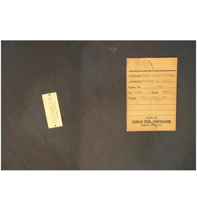 1950s Edward Wormley Carpathian Elm For Sale In Los Angeles - Image 6 of 6