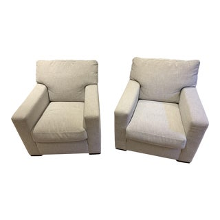 A. Rudin Lounge Chairs - a Pair For Sale