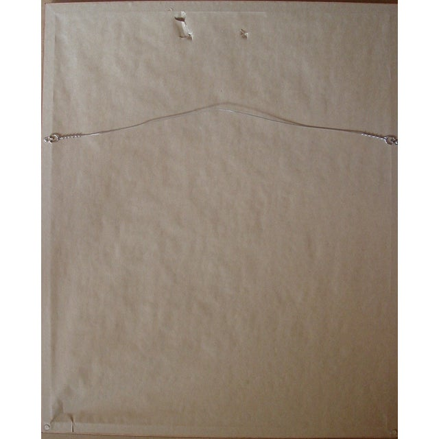1960s Hildegarde Haas Abstract Painting - Image 4 of 4