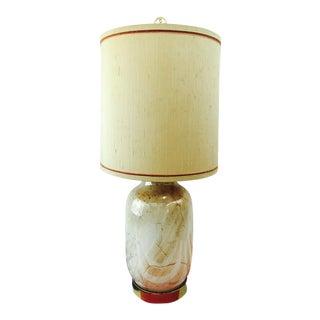 Vintage Mid-Century Frederick Cooper Lamp For Sale