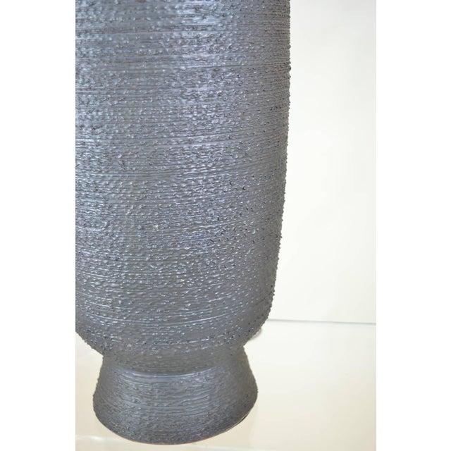 Design Technics Lee Rosen for Design Technics Ceramic Lamp For Sale - Image 4 of 6