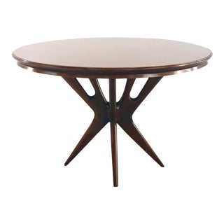 Ico Parisi (Attributed) Dining Table Attributed to Ico Parisi For Sale