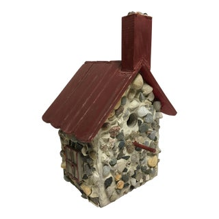 Arts & Crafts Bird House For Sale