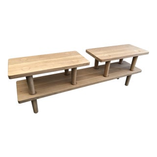 Low Tables by Jasper Morrison For Sale