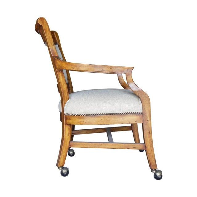 Transitional Fremarc Designs Veranda Game Chair For Sale - Image 3 of 5
