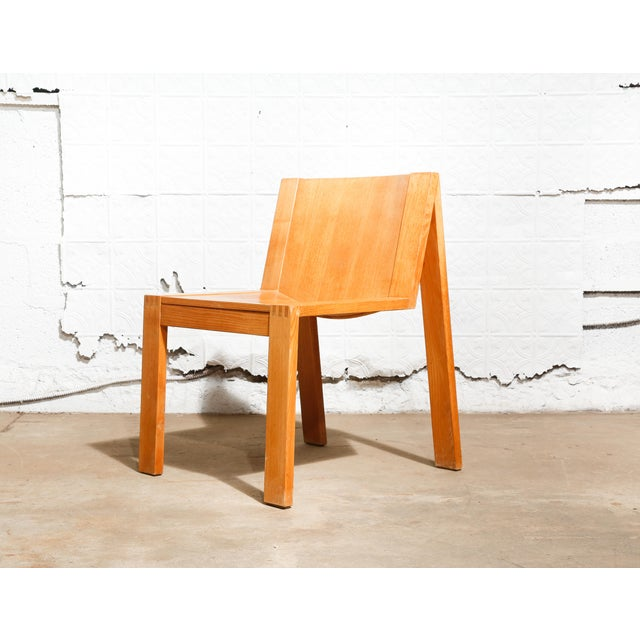 Karel Boonzaayer for Pastoe SE15 Chair For Sale In New York - Image 6 of 7