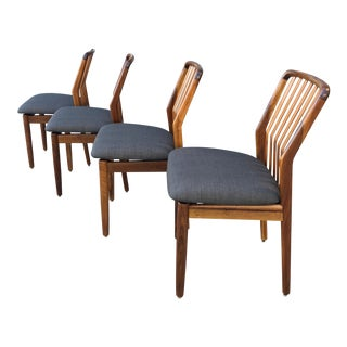 Svend A. Madsen for Moreddi Mid-Century Modern Dining Chairs- 4 For Sale