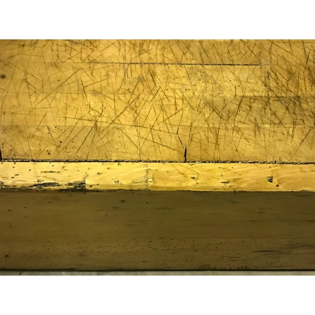 Edwardian Chopping Block For Sale - Image 3 of 5