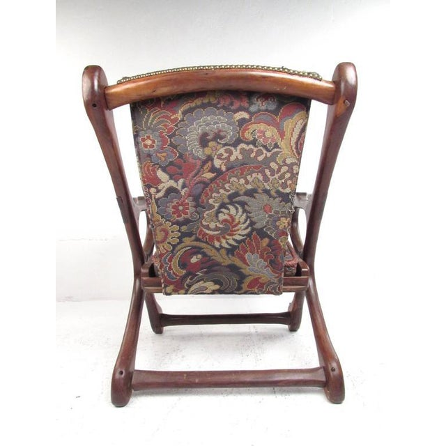 Don Shoemaker Mid-Century Don Shoemaker Accent Chair For Sale - Image 4 of 11