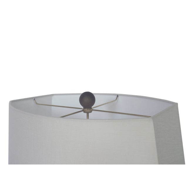 Donghia Frosted Glass Table Lamp - Image 6 of 6