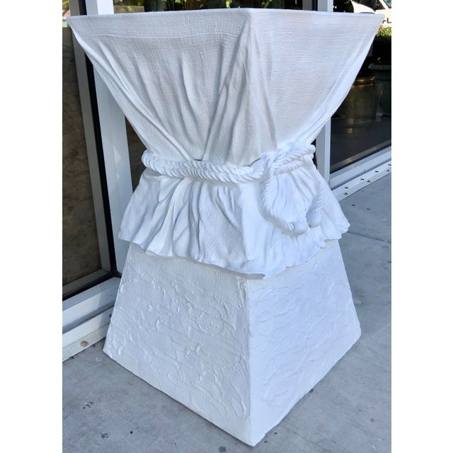 Mid-Century Modern Large John Dickinson Style Pedestal For Sale - Image 3 of 8