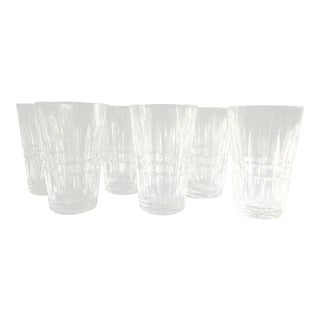 Waterford Crystal Glenmore Tumblers - Set of 6 For Sale