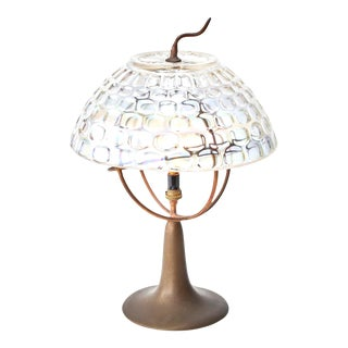 Tiffany Studios Style Table Lamp For Sale